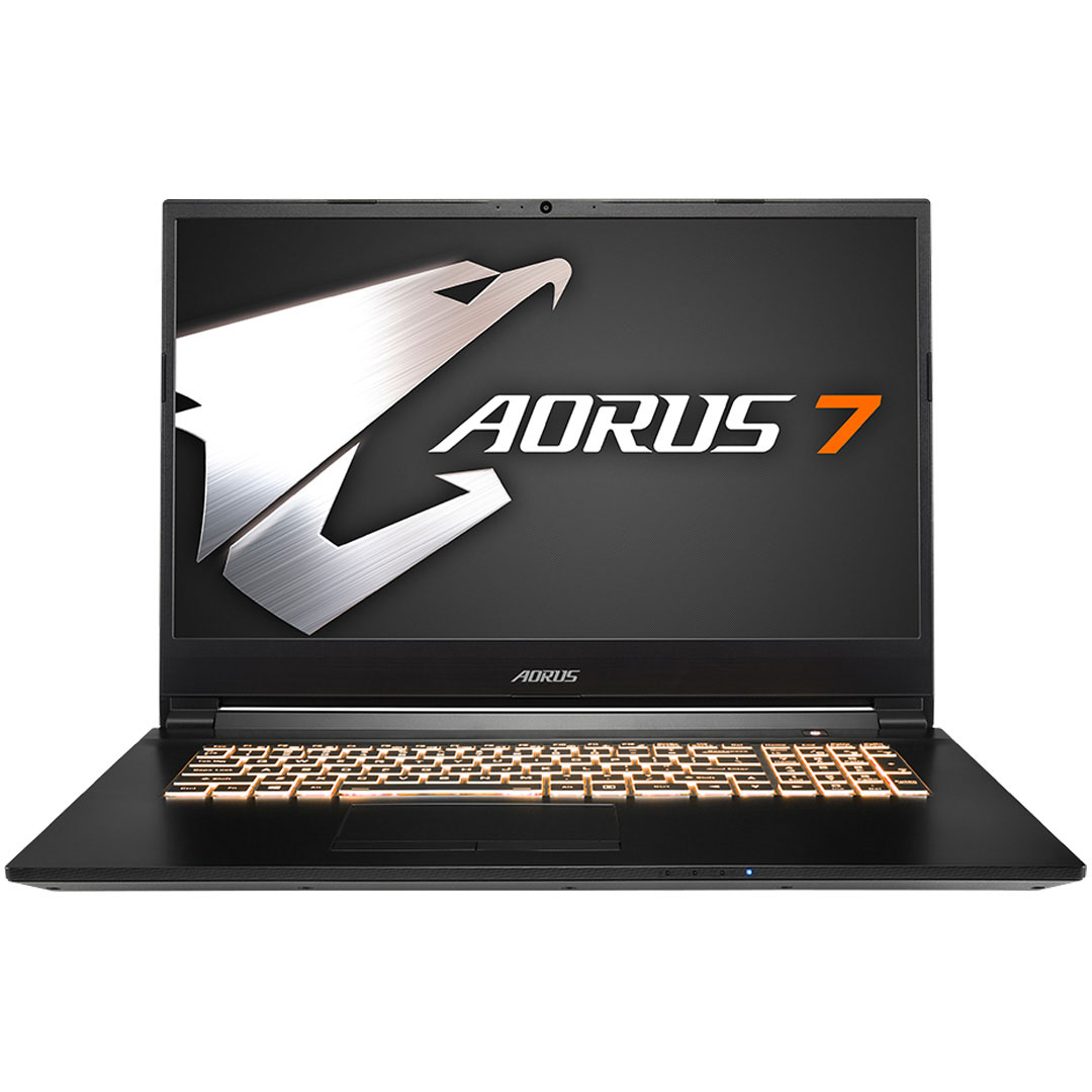 Gigabyte Aorus 7 Core i7 GTX 1660Ti 17.3in 144 Hz Gaming Laptop