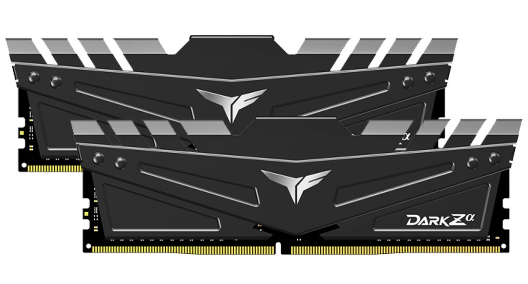 Team T-Force Dark Za 16GB (2x8GB) 3600MHz CL18 DDR4