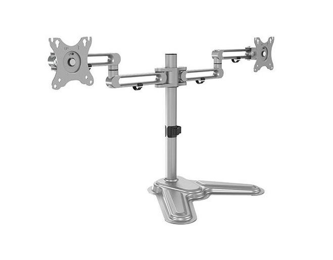 Brateck LDT30-T024 Dual Articulating Aluminum Monitor Arm