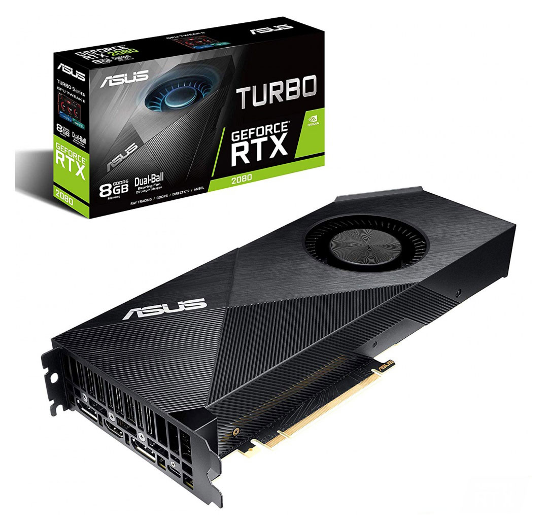 ASUS GeForce RTX 2080 Super Turbo EVO 8GB
