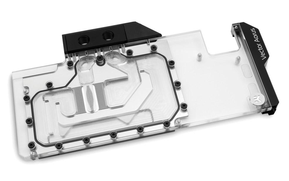 EK Quantum Vector Aorus RTX 2080 Ti D-RGB Nickel Plexi