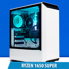 PCCG Ryzen 1650 Super Gaming System