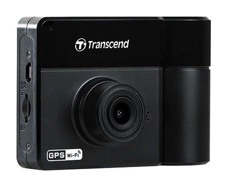 Transcend DrivePro 550 Dash Cam with 2.4in LCD Display