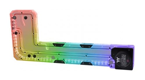 Thermaltake Core P5 DP-D5 Plus RGB Distro-Plate with Pump