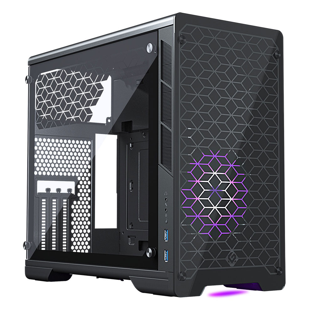 MetallicGear Neo G Mini Case Black V2