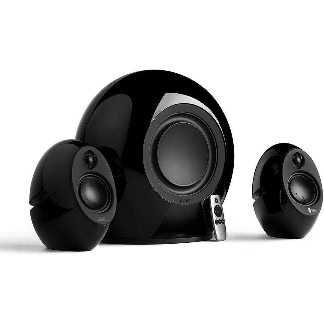 Edifier Luna E e235 2.1 Home Entertainment System Black