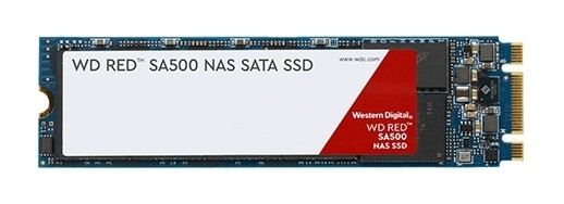 Western Digital Red SA500 M.2 SATA SSD 2TB