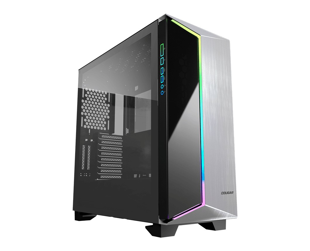 Cougar DarkBlader G RGB TG Full Tower Case Black
