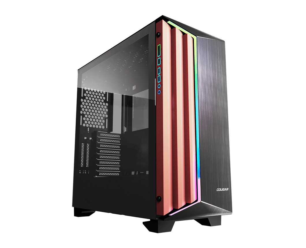 Cougar DarkBlader S RGB TG Full Tower Case Black