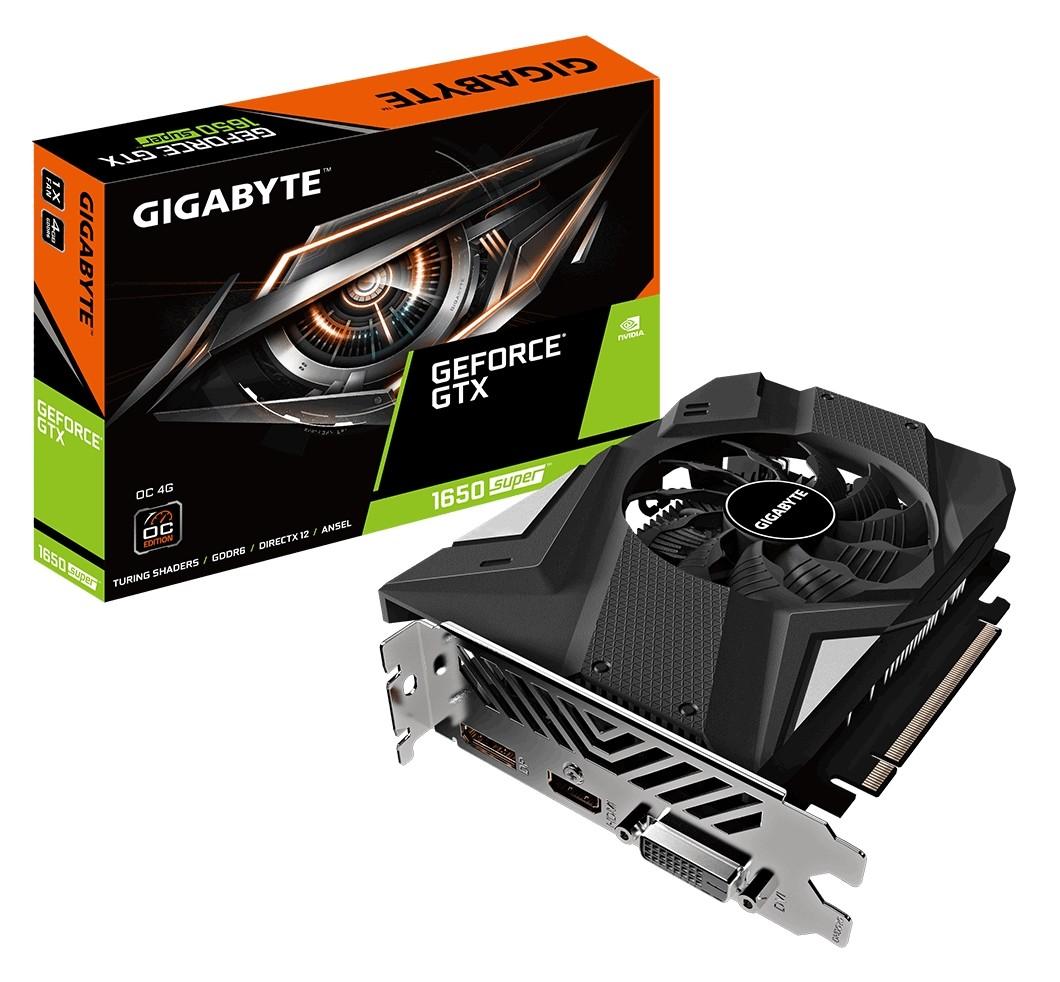 Gigabyte GeForce GTX 1650 Super OC 4GB