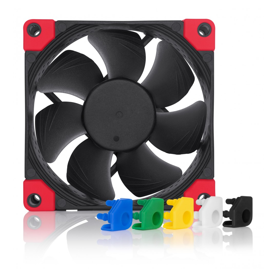 Noctua NF-A8 80mm PWM Chromax Fan Black