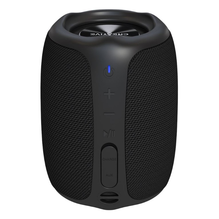 Creative MUVO Play Portable Waterproof Bluetooth Speaker Black