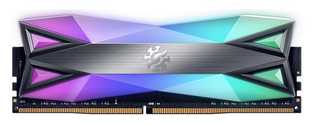 ADATA XPG Spectrix D60G RGB 16GB (2x8GB) 3600MHz CL18 DDR4 Grey