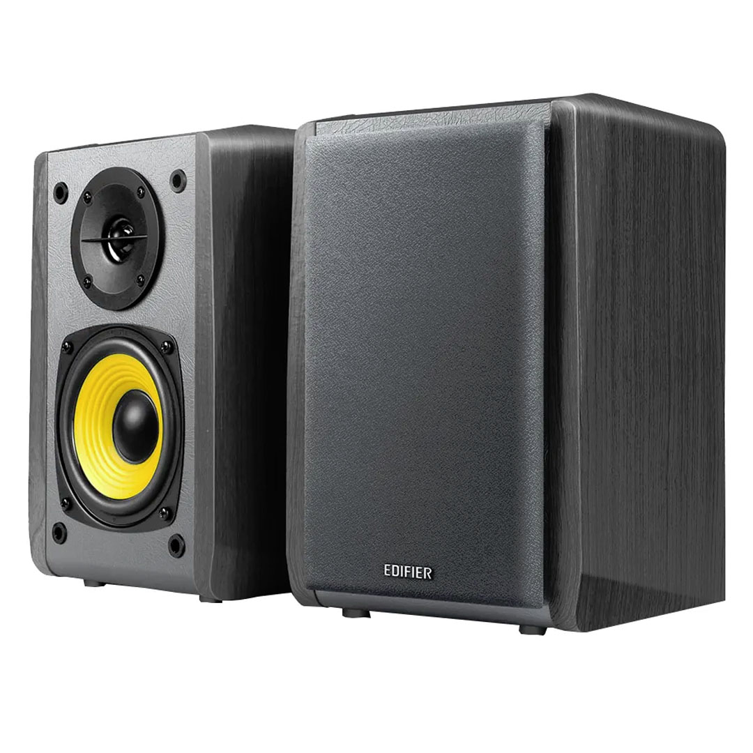 Edifier R1000T4 2.0 Bookshelf Speakers Black