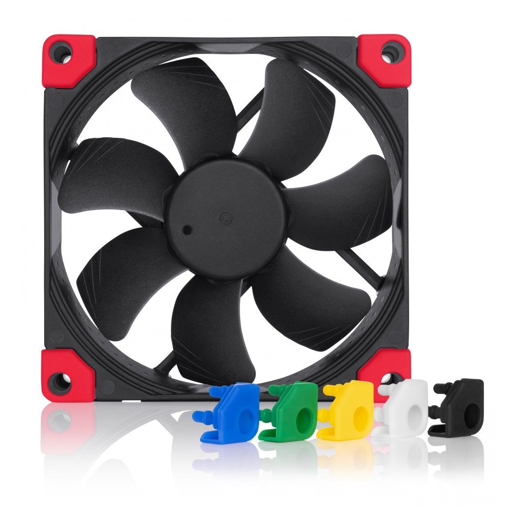 Noctua NF-A9 92mm PWM Chromax Fan Black