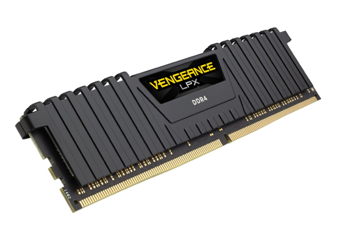 Corsair Vengeance LPX 8GB (1x8GB) 2666MHz CL16 DDR4