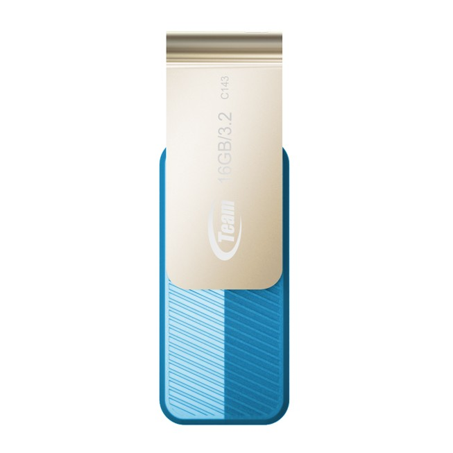 Team Group C143 USB 3.2 Flash Drive 16GB Blue