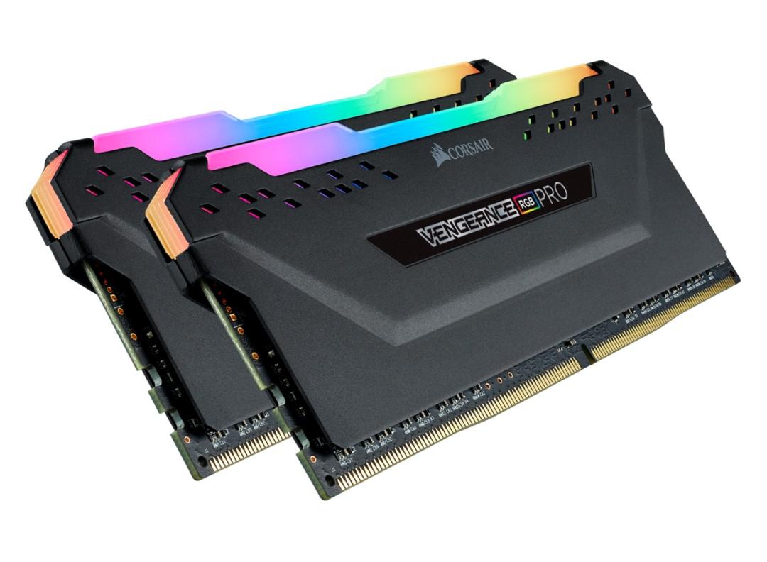 Corsair Vengeance RGB Pro 16GB (2x8GB) 3200MHz CL16 DDR4