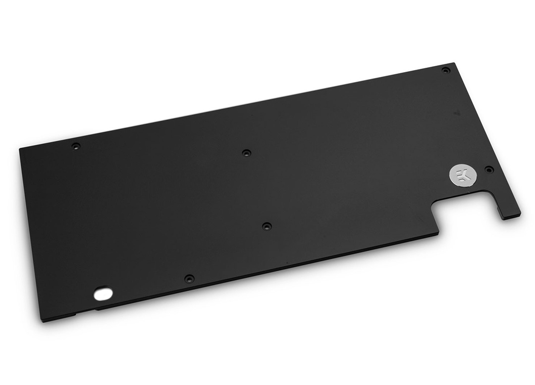 EK Quantum Vector Strix RX 5700 +XT Backplate Black