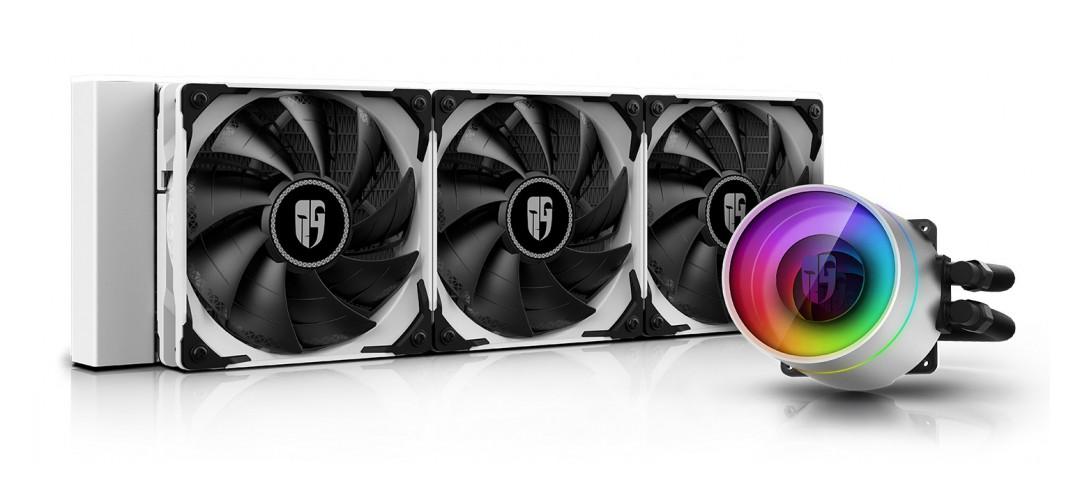 Deepcool Castle 360EX AIO Liquid CPU Cooler White