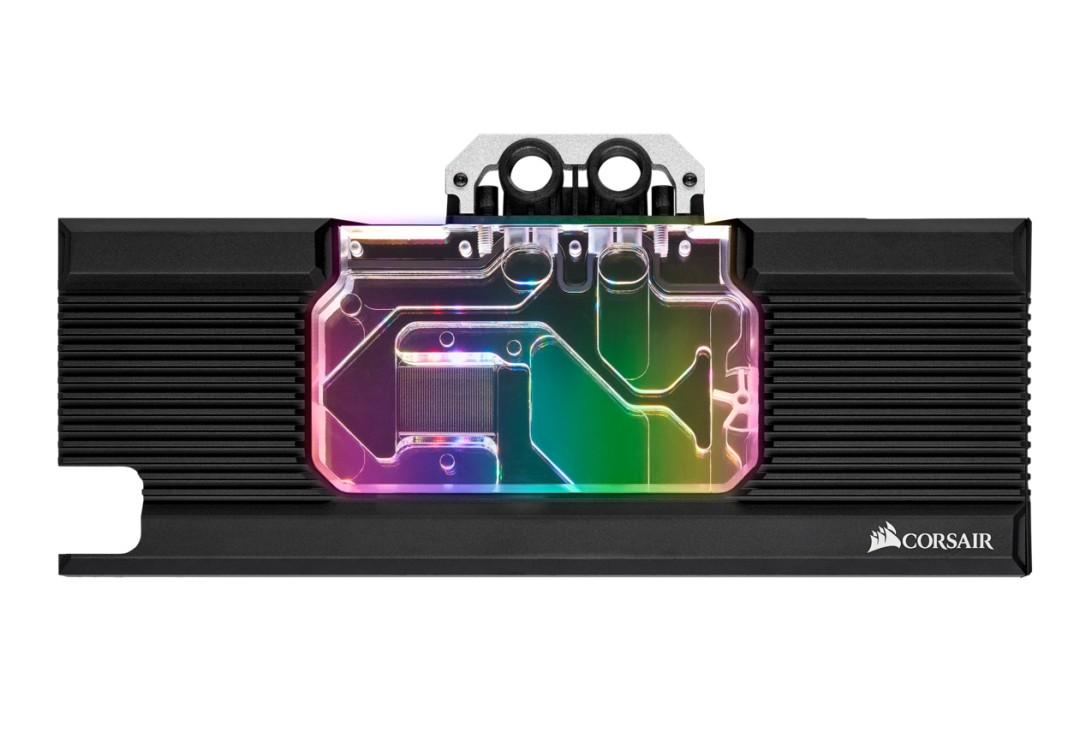 Corsair Hydro X Series XG7 2080 Ti FE RGB GPU Water Block