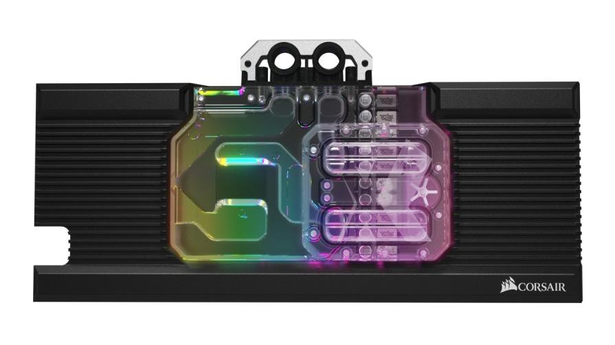 Corsair Hydro X Series XG7 2080 Ti Strix RGB GPU Water Block