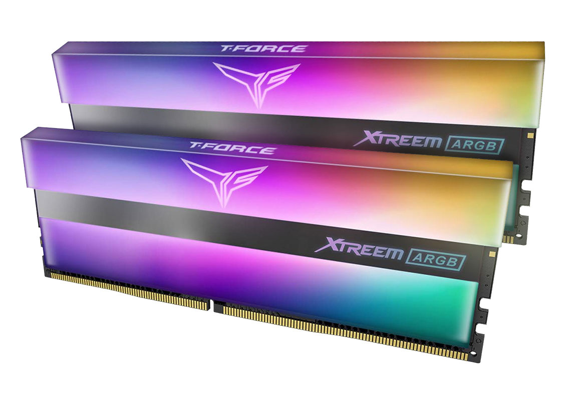 Team T-Force XTREEM ARGB 16GB (2x8GB) 3600MHz CL18 DDR4