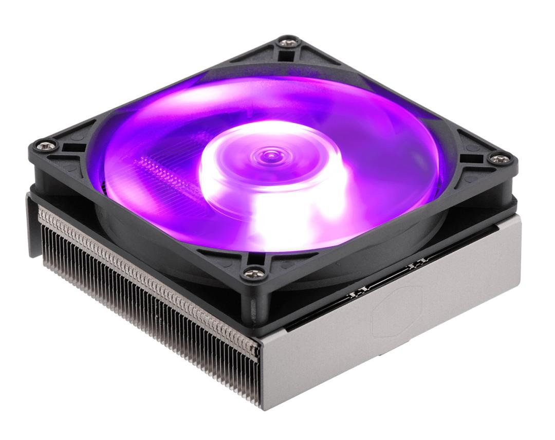Cooler Master MasterAir G200P RGB Low Profile CPU Cooler