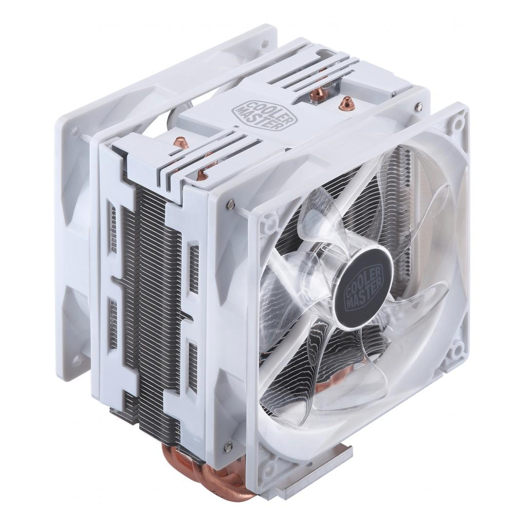 Cooler Master Hyper 212 LED Turbo White Edition CPU Cooler