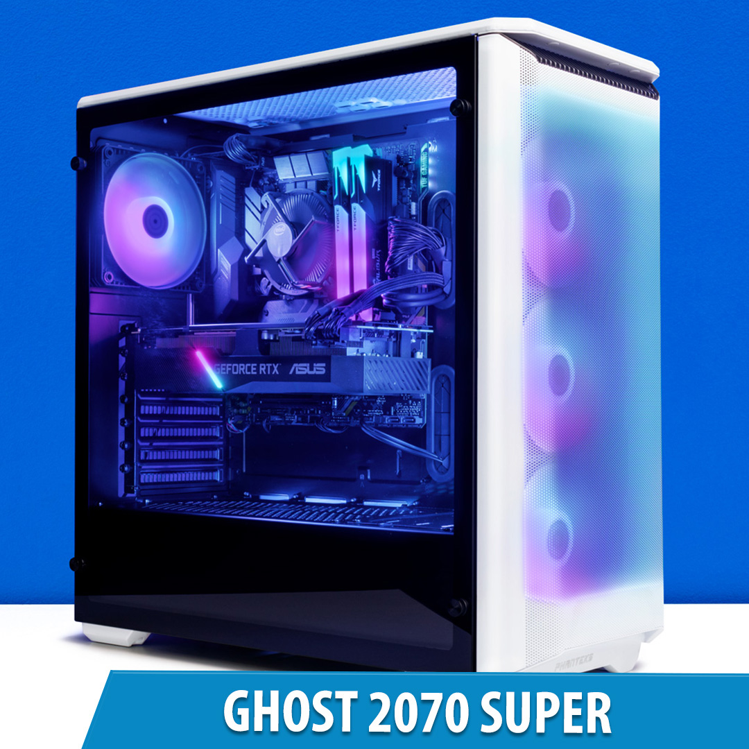 PCCG Ghost 2070 Super Gaming System