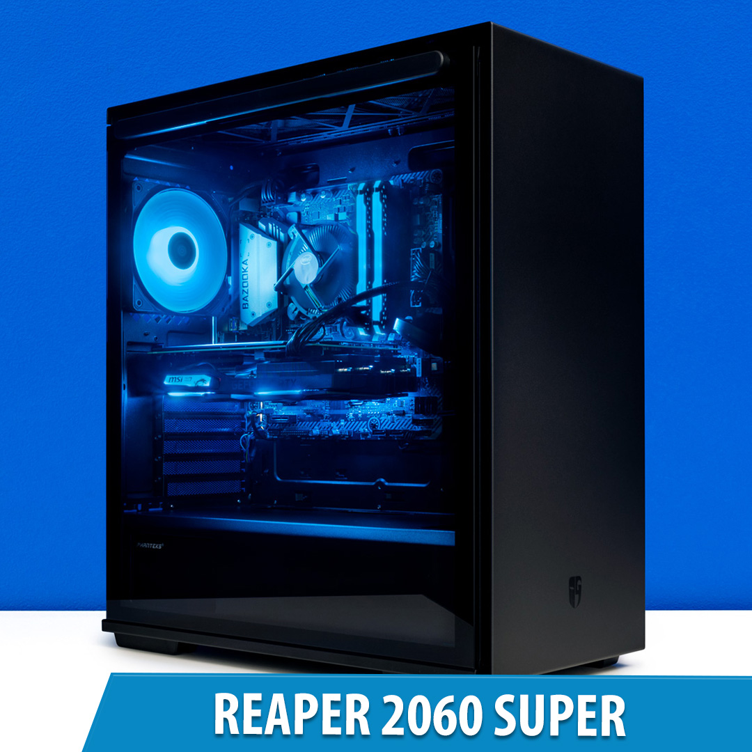PCCG Reaper 2060 Super Gaming System