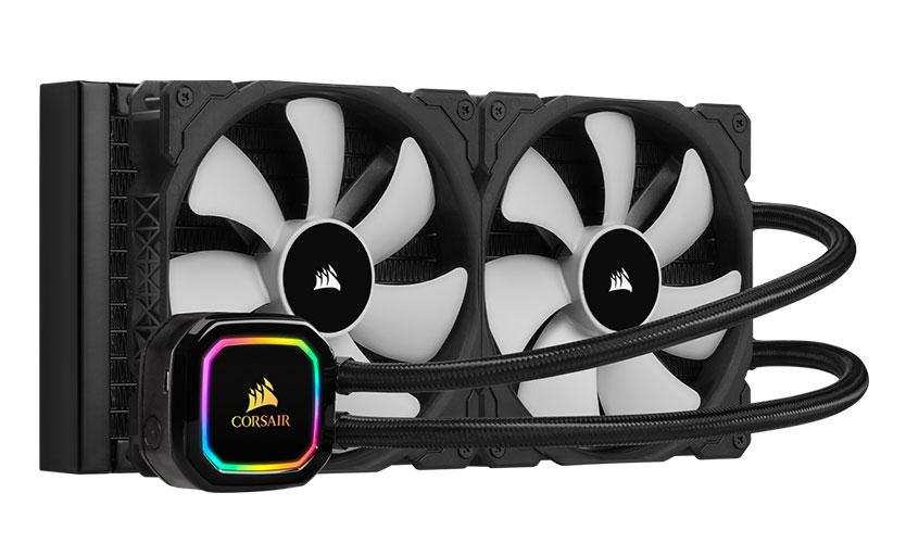 Corsair iCUE H115i RGB Pro XT 280mm AIO CPU Cooler