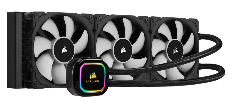 Corsair iCUE H150i RGB Pro XT 360mm AIO CPU Cooler