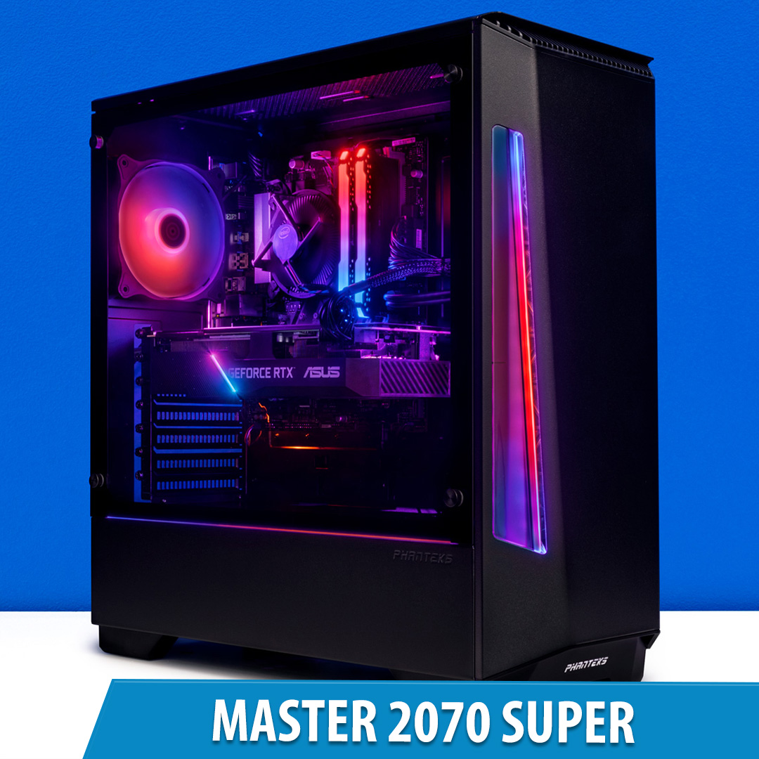 PCCG Master 2070 Super Gaming System