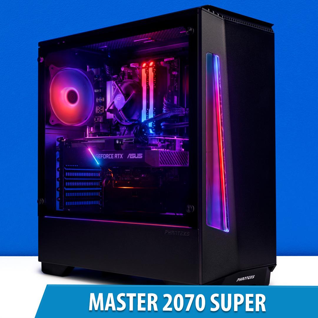 PCCG Master 2070 Super Gaming System