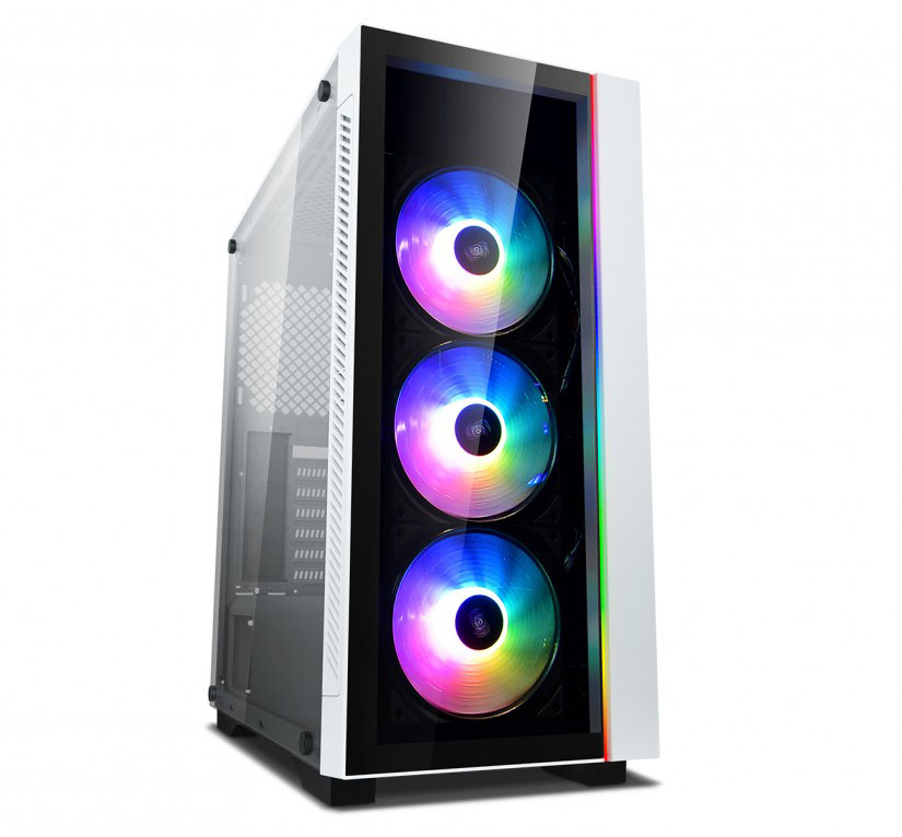 Deepcool Matrexx 55 V3 A-RGB Full Tower Case White