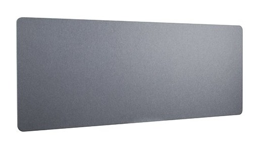 Brateck Acoustic Desktop Privacy Panel with Felt Surface