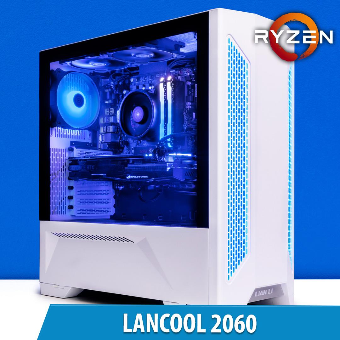 PCCG Lancool 2060 Gaming System 2