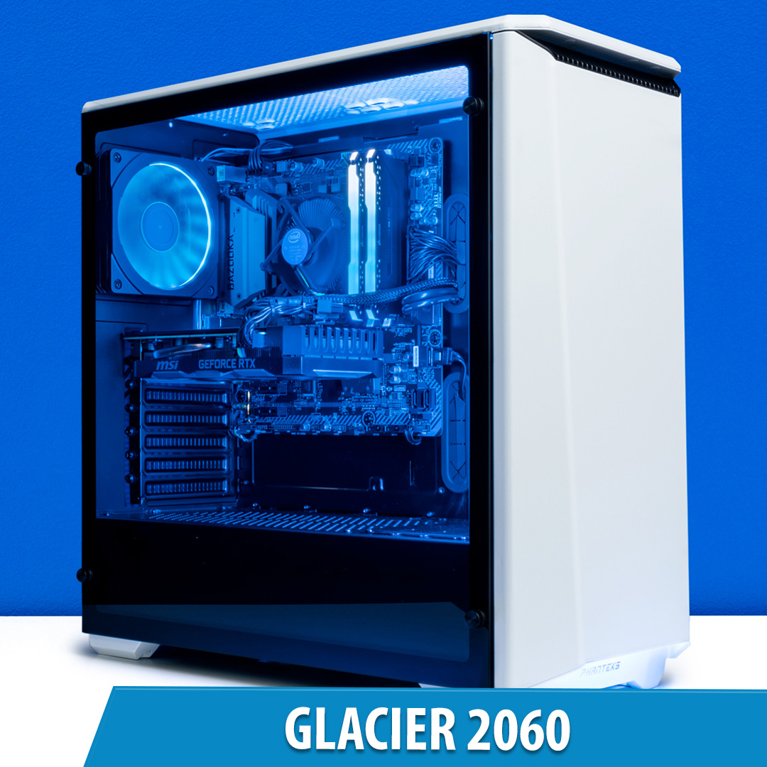 PCCG Glacier 2060 Gaming System