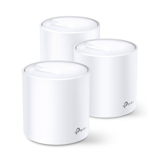 TP-Link Deco X60 AX3000 Whole Home Mesh WiFi System 3 Pack