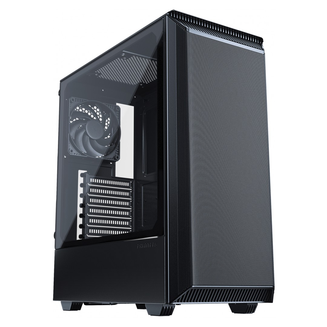 Phanteks Eclipse P300A Mesh Edition TG Black Case