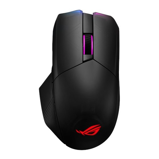 ASUS ROG Chakram Wireless Optical Gaming Mouse