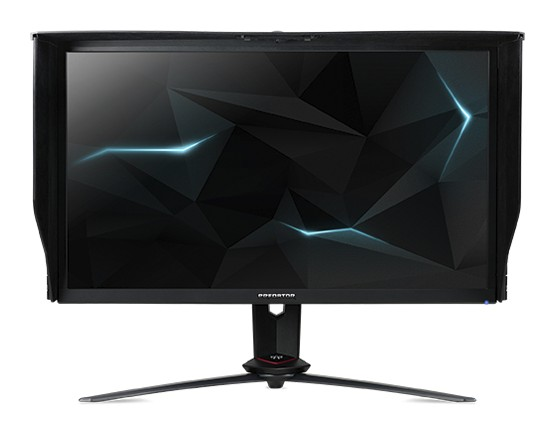Acer Predator XB273KS UHD G-Sync 144Hz IPS 27in Gaming Monitor