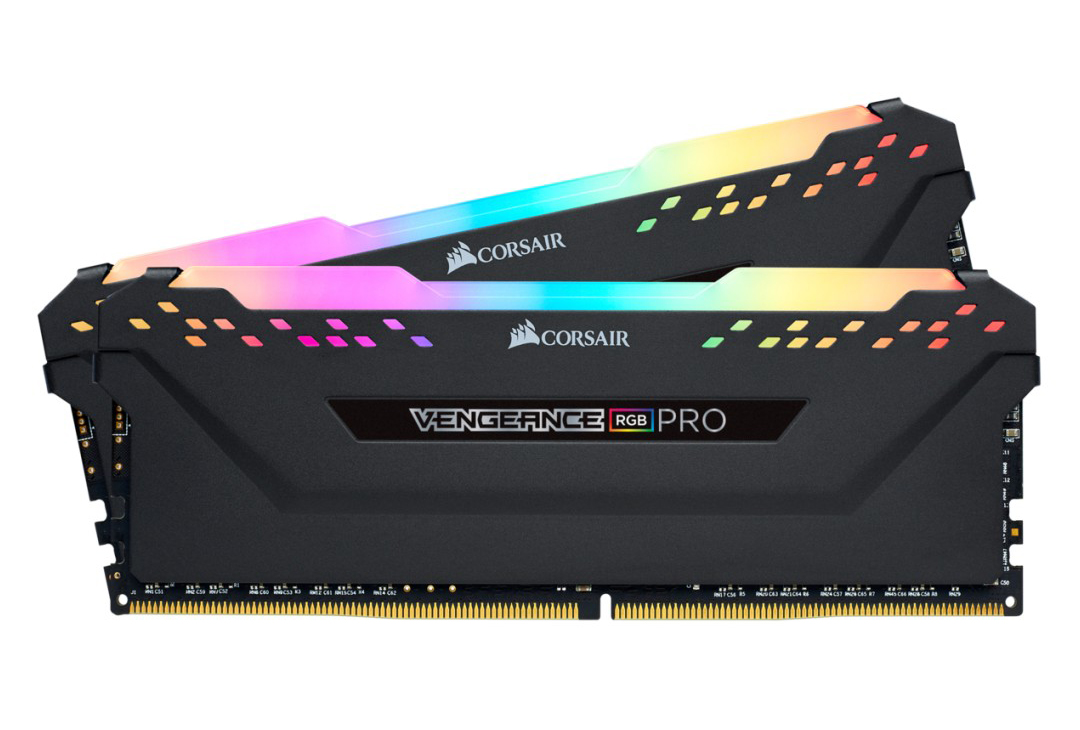 Corsair Vengeance RGB Pro 32GB (2x16GB) 3000MHz CL16 DDR4