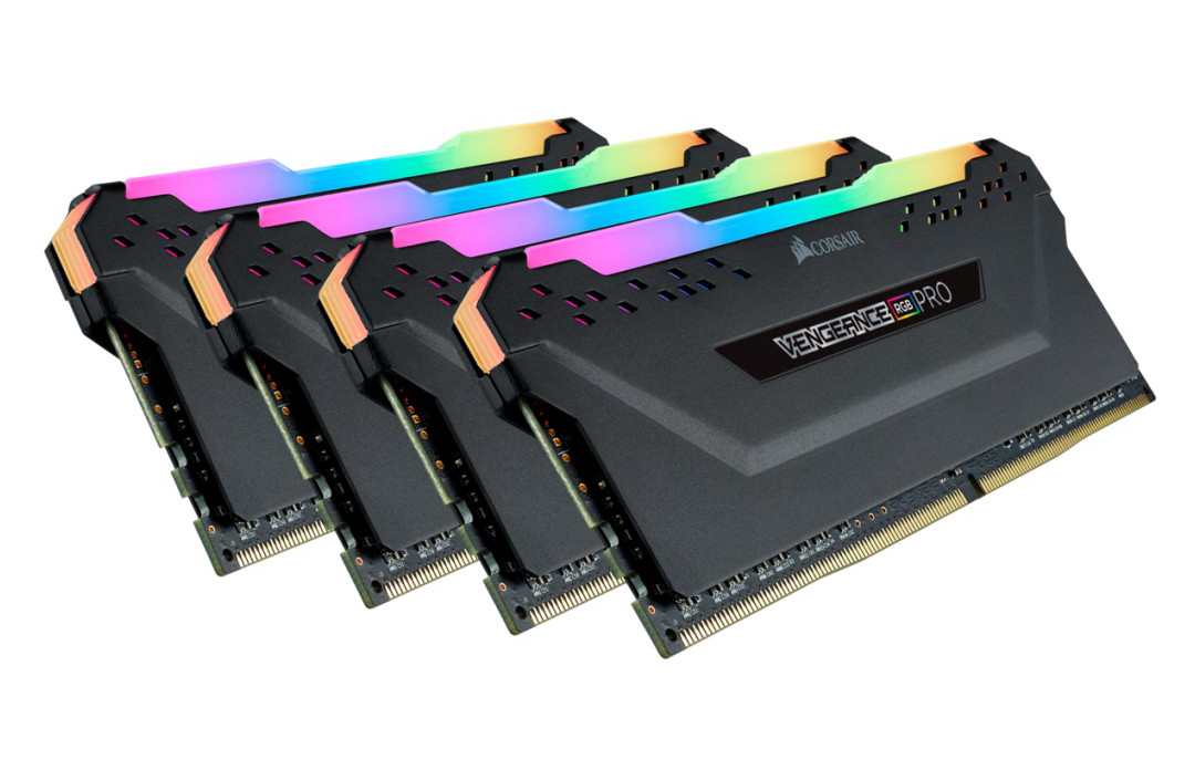 Corsair Vengeance RGB Pro 32GB (4x8GB) 3600MHz CL18 DDR4