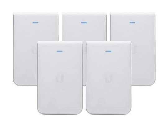 Ubiquiti UniFi AC In-Wall Access Point 5 Pack