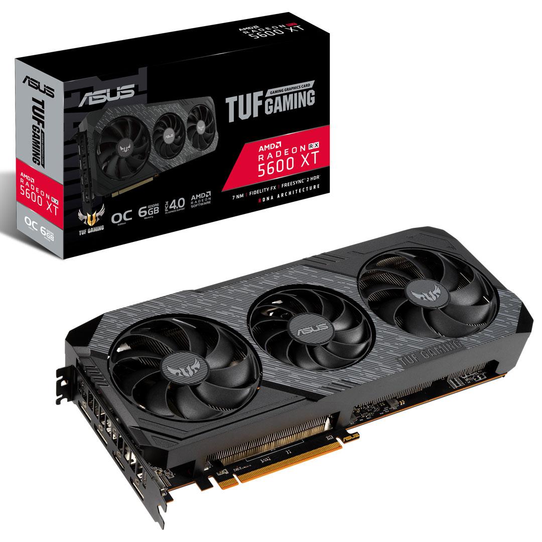 ASUS TUF X3 Radeon RX 5600 XT EVO OC 6GB