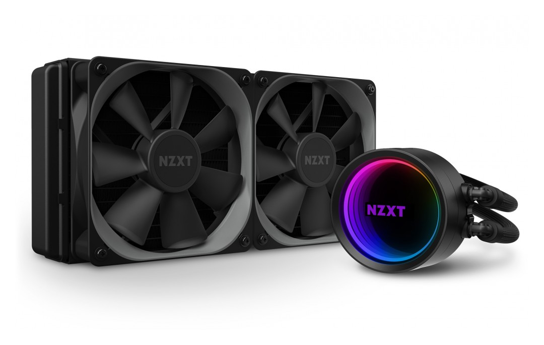 NZXT Kraken X53 240mm AIO Liquid CPU Cooler