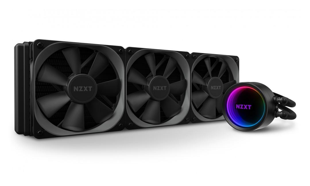 NZXT Kraken X73 360mm AIO Liquid CPU Cooler