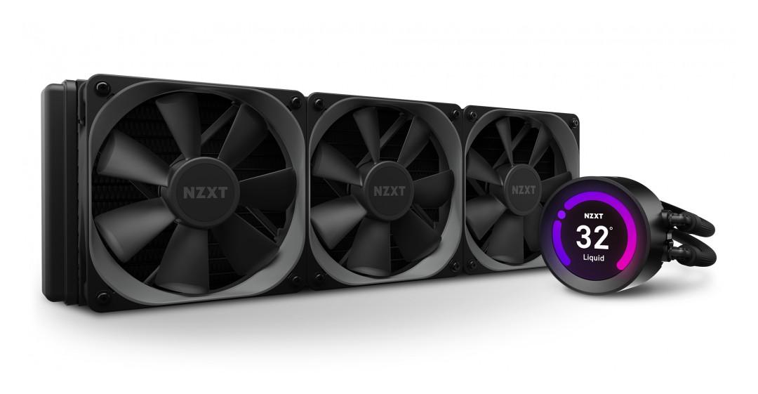 NZXT Kraken Z73 360mm AIO Liquid CPU Cooler